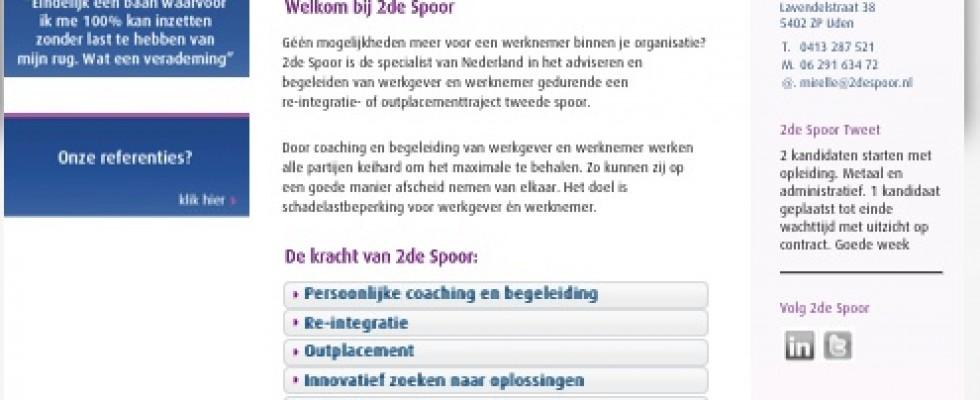 De teksten op deze website zijn geschreven door Buro Bravo. www.2despoor.nl