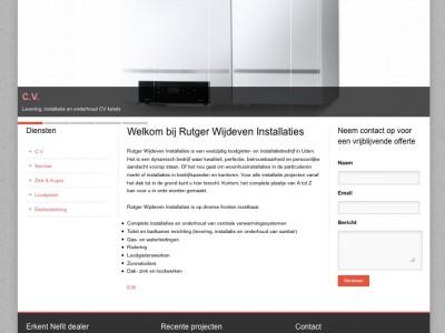 Rutger Wijdeven Installaties