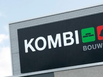 Projectmanagement nieuwe huisstijl Kombi Bouwmaterialen