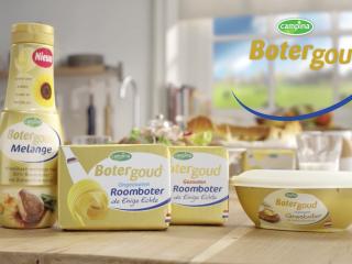 Botergoud Friesland Campina