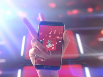 Vodafone TVOH Redroom app