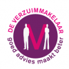Ontwikkeling huisstijl voor De Verzuimmakelaar. Ontwerp logo, visitekaartjes, briefpapier, posters, flyers, teksten tbv de website, etc.