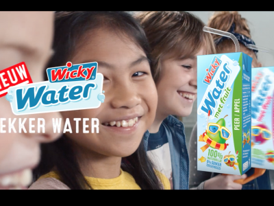 Wicky Water TVC